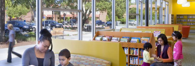 Los Gatos Library