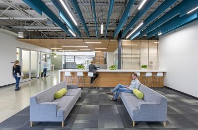 Xilinx Headquarters Building 3 Renovation