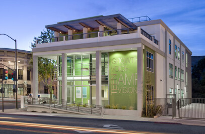 BERKELEY YMCA - PG&E TEEN CENTER