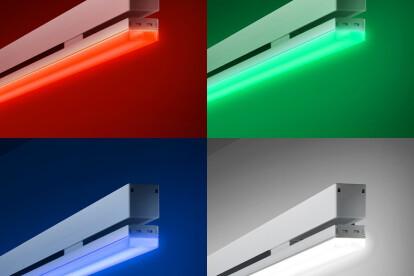 Luxsystem RGBW Dynamic DALI uP Interior