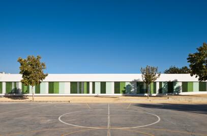 Colegio de Educación Infantil en Dos Hermanas. Se