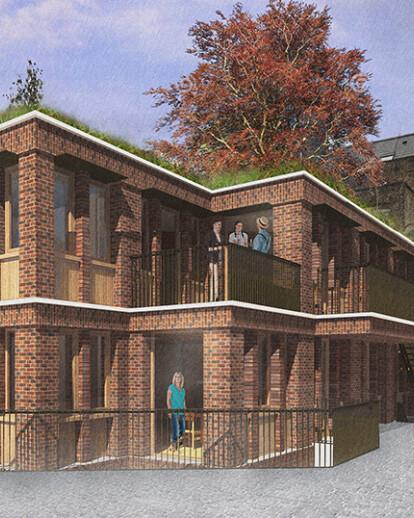 Hackney Apartments