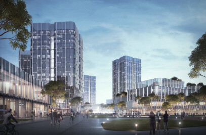 Hengqin Science City Phase II Plot 2