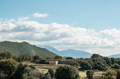 School a Strega, Corsica