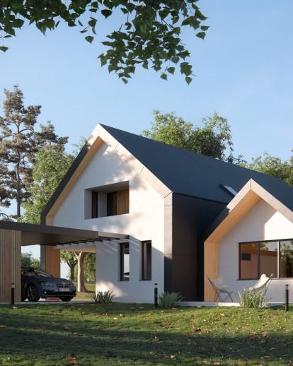 A pavilion house