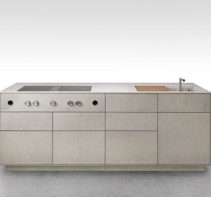 dade MILANO - concrete kitchen