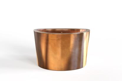 Tokyo Spa Freestanding Copper Bathtub