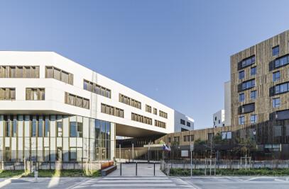 Lycée La Plaine