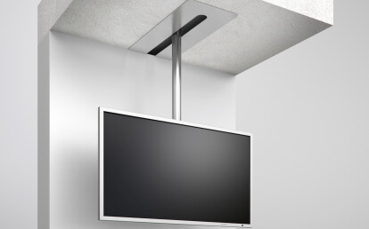Wissmann Tv Meubel.Tv Holder Ceiling Art116 By Wissmann Raumobjekte Archello