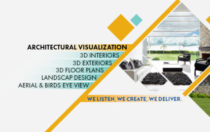 3D Architectural Rendering Company in America