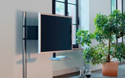 Wissmann Tv Meubel.Tv Holder Solution Art123 By Wissmann Raumobjekte Archello