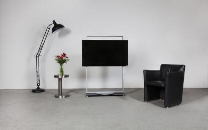 Hidden Tv Meubel.Tv Holder Frame Art146 By Wissmann Raumobjekte Archello