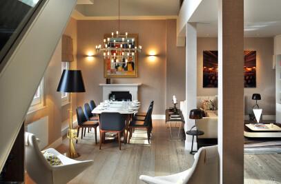 St. Pancras Penthouse