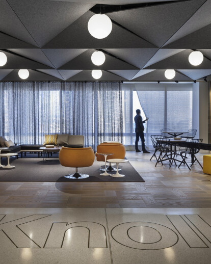 Knoll Offices and Showroom