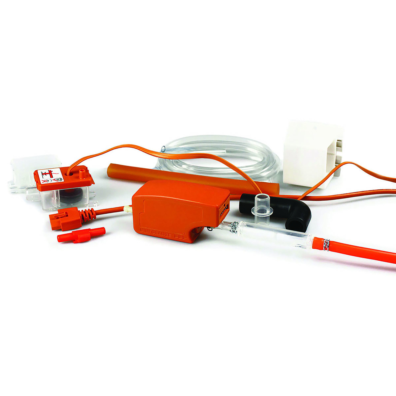 Aspen Mini Orange 100-250v condensate pump