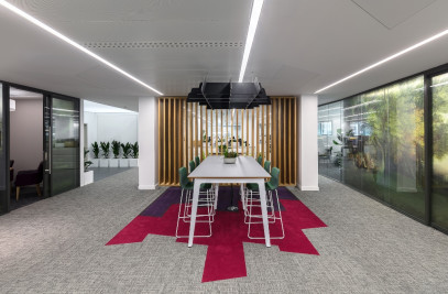 Offices for Financial Services Company
