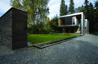 Single family house Kollstrøm/Østberg