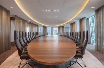 De Brauw vergaderzaal