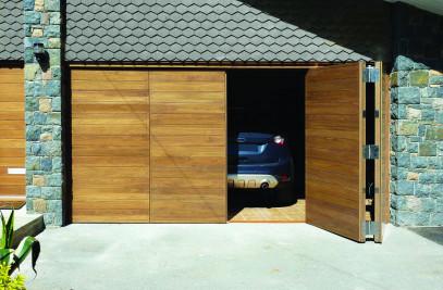Bi-Fold Garage Doors