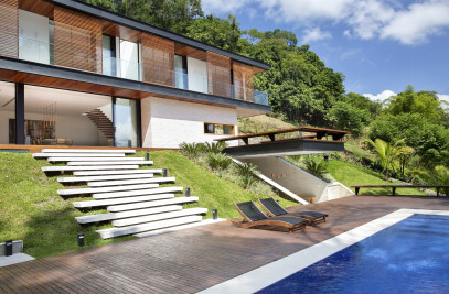 House in Portobello, Mangaratiba