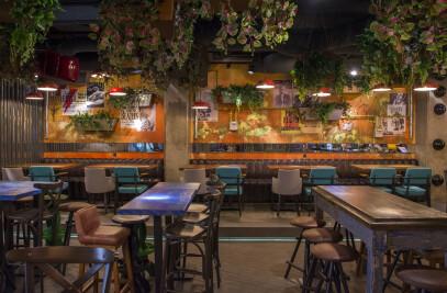 Funky Resto-Bar
