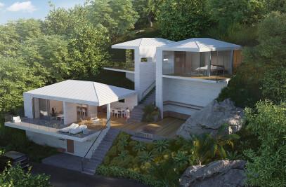 Trunk Bay Residence