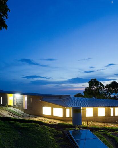 Kigutu Staff Housing