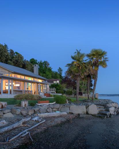 Fox Island Residence