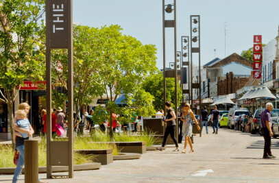 Maitland High Street Revitalisation Master Plan