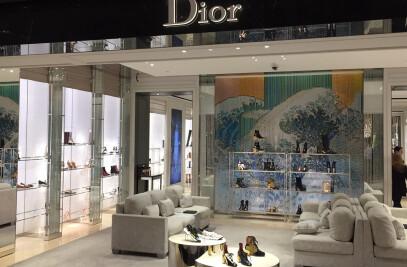 Dior Showroom