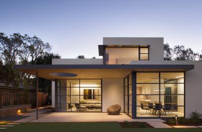 Palo Alto Lantern House
