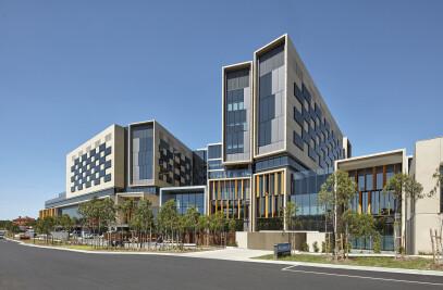 Bendigo Hospital