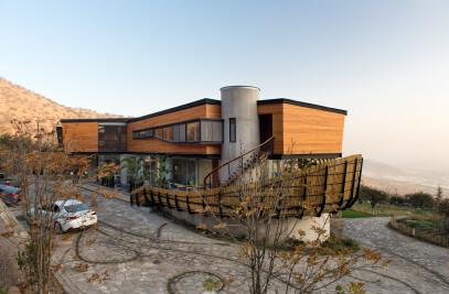 Chamisero House