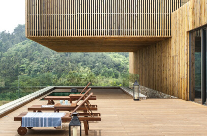Meijie Mountain Hotspring Resort