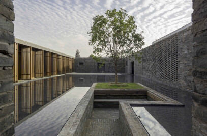 The Walled - Tsingpu Yangzhou Retreat