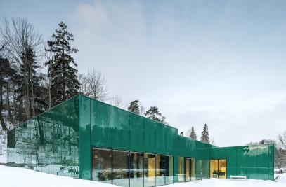 Sundbyberg Cemetery Pavilion