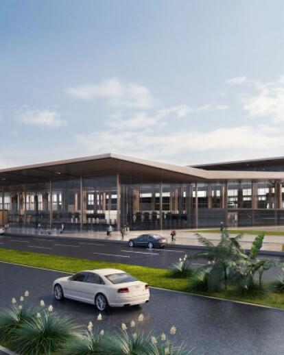 Philippines Clark International Airport Terminal