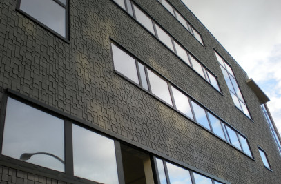 Interlocking panels