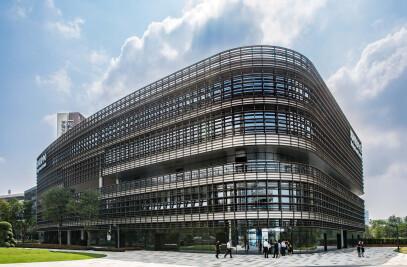 Qianhai Shenzhen-Hong Kong Fund Town