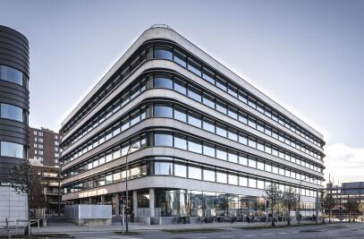 Copenhagen Office Hub on Amerika Plads