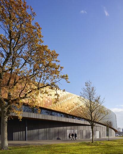 Sportcampus Zuiderpark