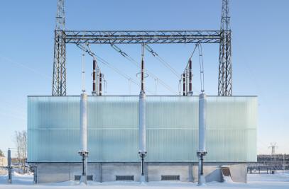 Länsisalmi Power Station