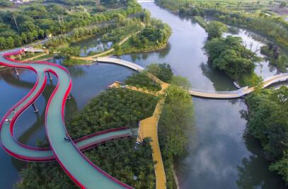 Puyangjiang River Corridor