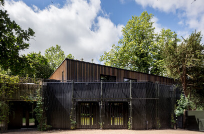 Woodland Studio in Regent's Park