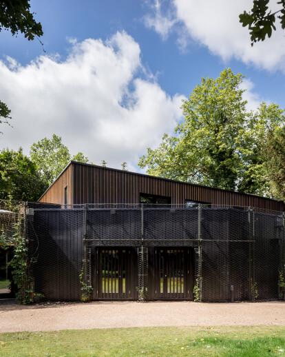 Woodland Studio in Regent's Park