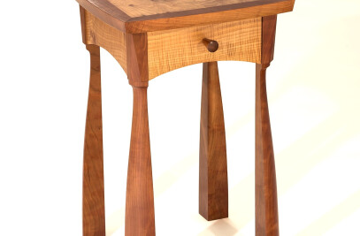 Ellipsis Side Table