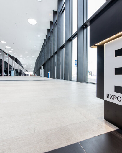 EXPOFORUM  - ST. PETERSBURG (RUSSIA)