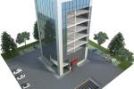 Modulo, New Nautilus, and Drening building render
