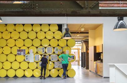 Greenpeace Amsterdam Office