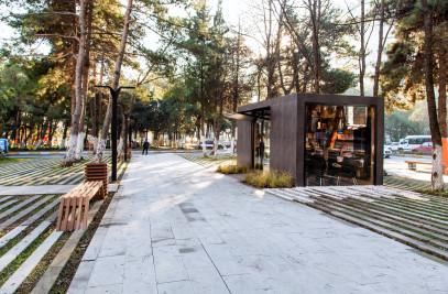 Cumhuriyet Street Urban Design Project